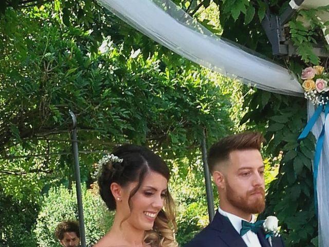 Il matrimonio di Marco  e Jessica  a Ternate, Varese 14