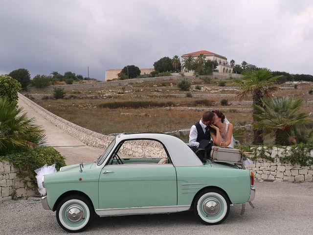 Le nozze di Eva e Marco