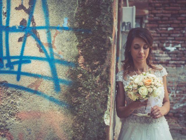 Il matrimonio di Massimo e Marta a Castello di Godego, Treviso 5