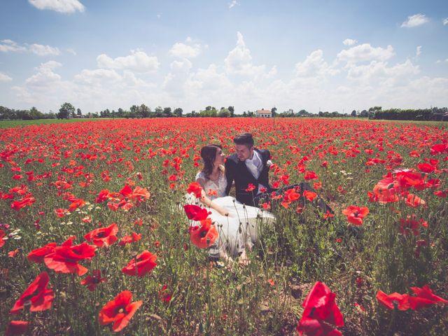 Il matrimonio di Massimo e Marta a Castello di Godego, Treviso 9