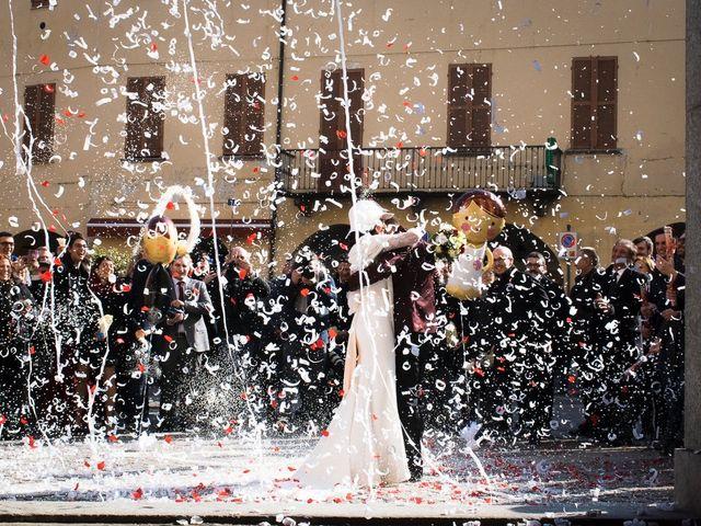 Il matrimonio di Emanuele e Sara a Mondovì, Cuneo 15