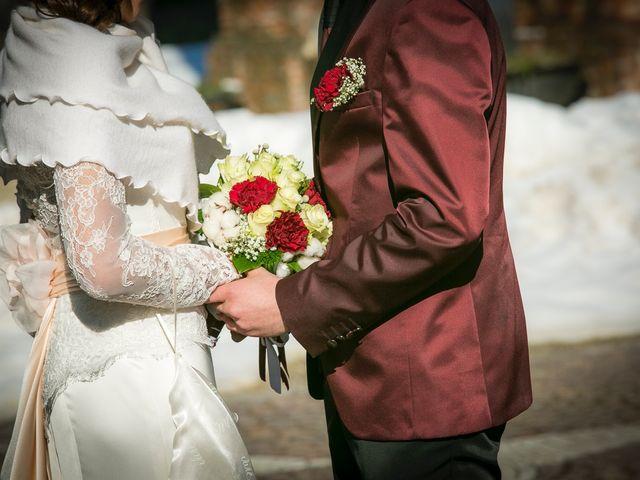Il matrimonio di Emanuele e Sara a Mondovì, Cuneo 17