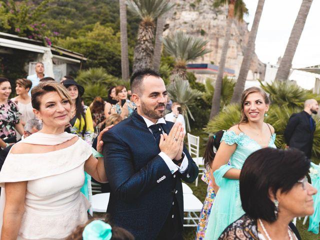 Il matrimonio di Moreno e Emanuela a Terracina, Latina 7