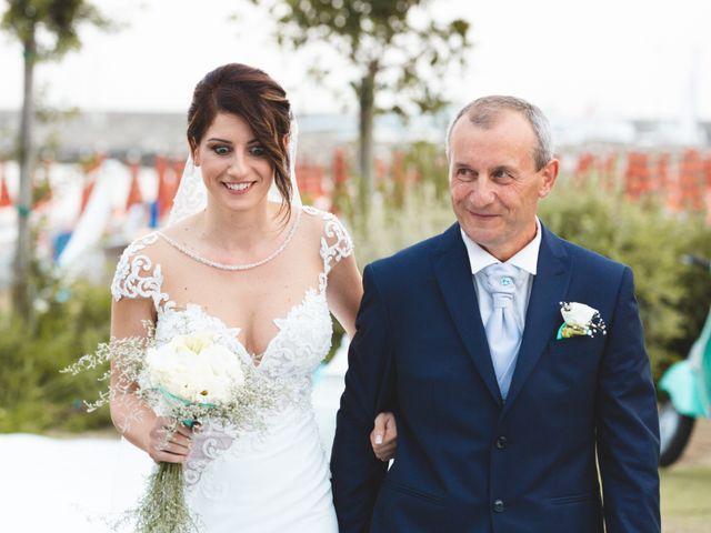 Il matrimonio di Moreno e Emanuela a Terracina, Latina 9