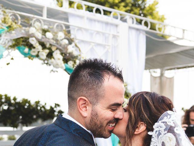 Il matrimonio di Moreno e Emanuela a Terracina, Latina 10