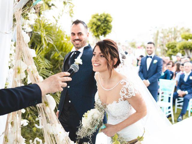 Il matrimonio di Moreno e Emanuela a Terracina, Latina 12