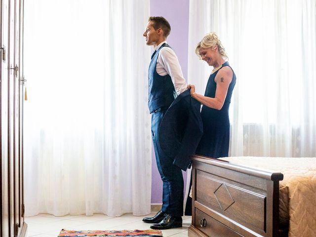Il matrimonio di Simone e Katia a Carpenedolo, Brescia 5
