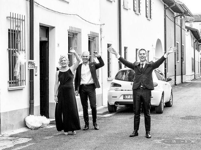Il matrimonio di Simone e Katia a Carpenedolo, Brescia 9