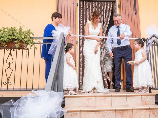 Il matrimonio di Simone e Katia a Carpenedolo, Brescia 20