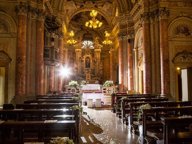 Il matrimonio di Simone e Katia a Carpenedolo, Brescia 21