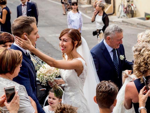 Il matrimonio di Simone e Katia a Carpenedolo, Brescia 31
