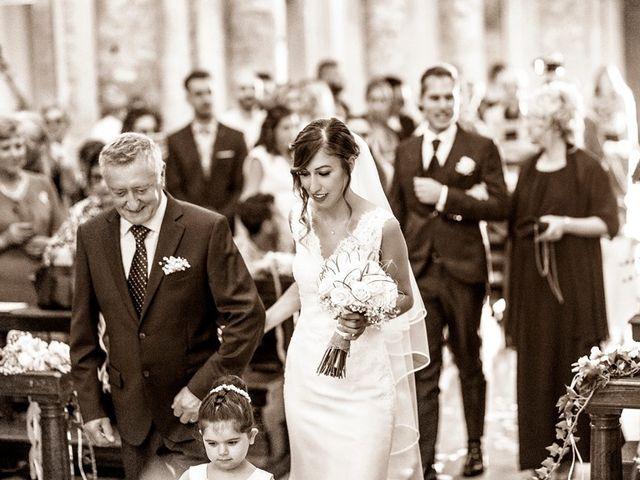 Il matrimonio di Simone e Katia a Carpenedolo, Brescia 34