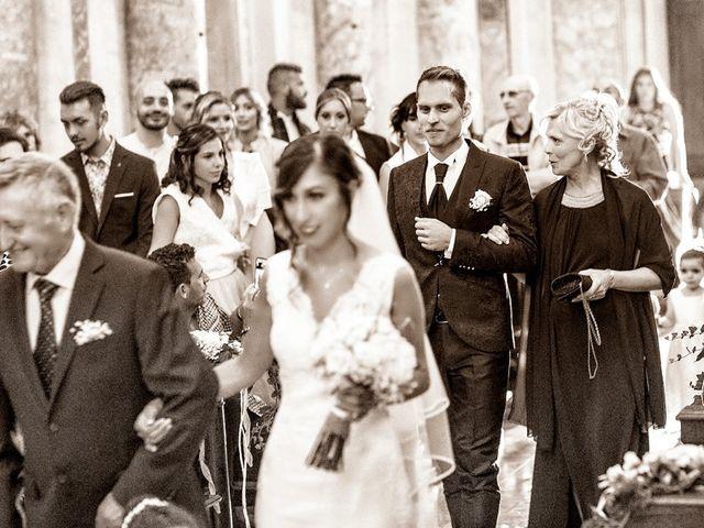 Il matrimonio di Simone e Katia a Carpenedolo, Brescia 35