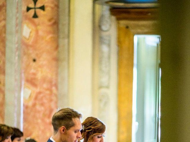 Il matrimonio di Simone e Katia a Carpenedolo, Brescia 37
