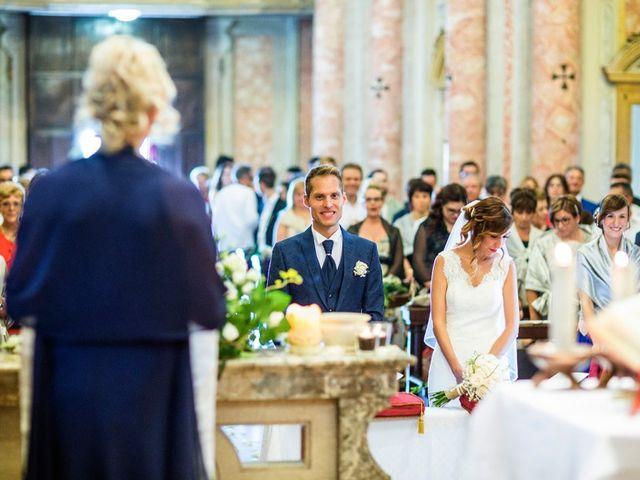 Il matrimonio di Simone e Katia a Carpenedolo, Brescia 38
