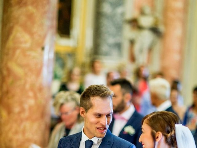 Il matrimonio di Simone e Katia a Carpenedolo, Brescia 39