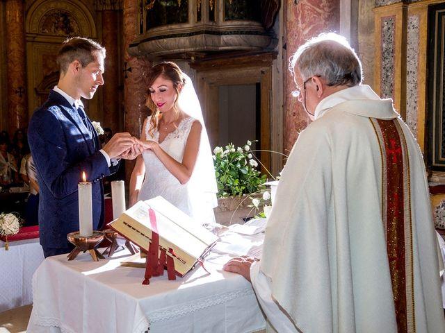 Il matrimonio di Simone e Katia a Carpenedolo, Brescia 40