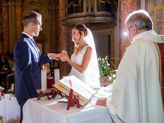 Il matrimonio di Simone e Katia a Carpenedolo, Brescia 41