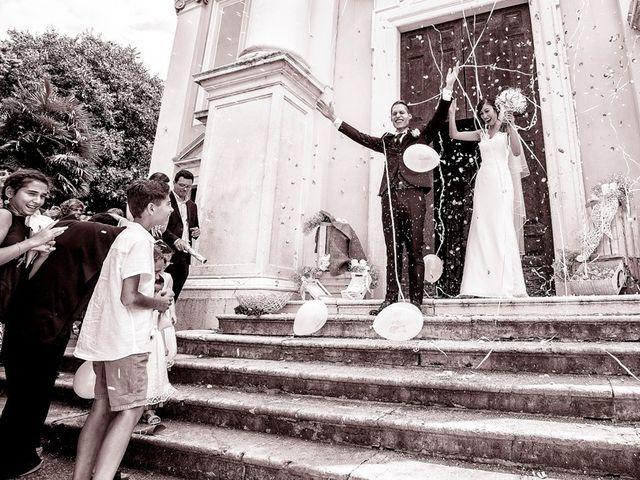 Il matrimonio di Simone e Katia a Carpenedolo, Brescia 45