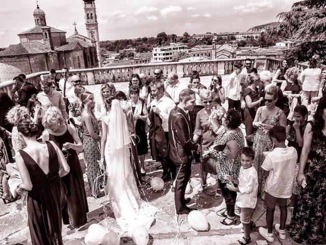 Il matrimonio di Simone e Katia a Carpenedolo, Brescia 47