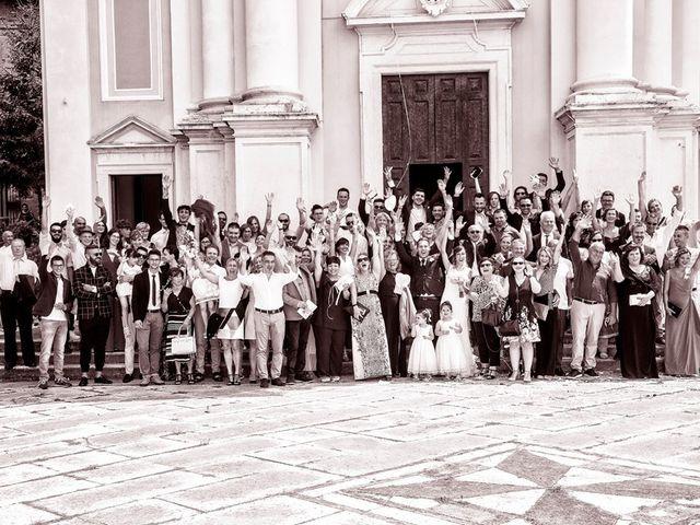 Il matrimonio di Simone e Katia a Carpenedolo, Brescia 48