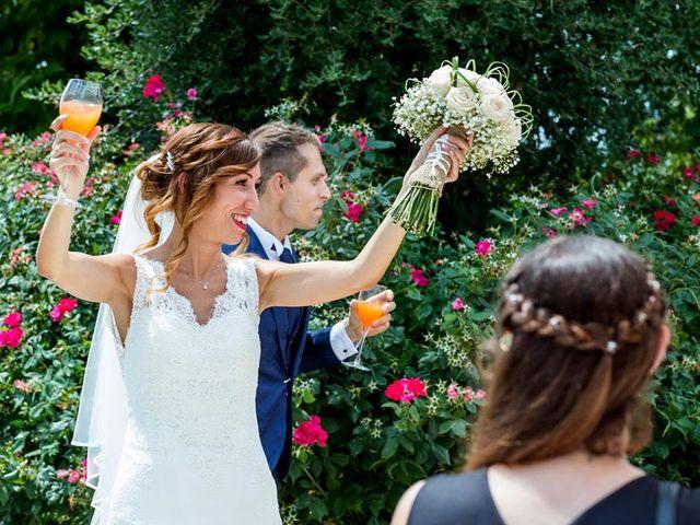 Il matrimonio di Simone e Katia a Carpenedolo, Brescia 52