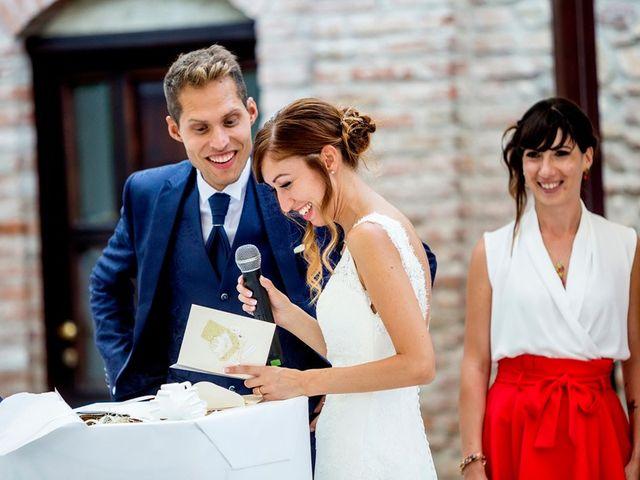 Il matrimonio di Simone e Katia a Carpenedolo, Brescia 54