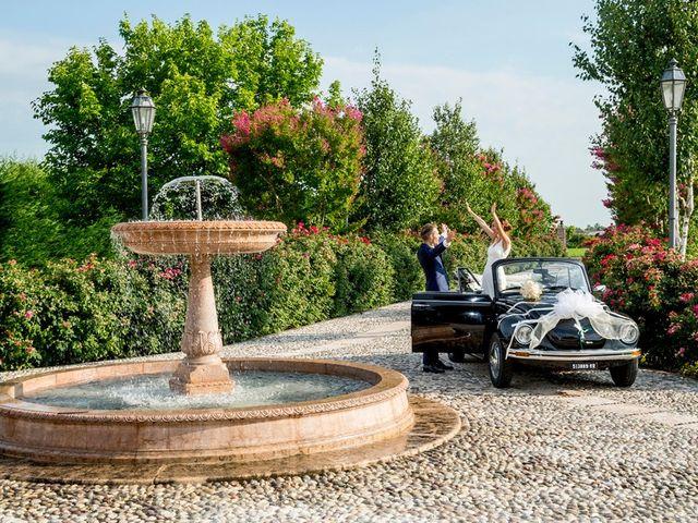 Il matrimonio di Simone e Katia a Carpenedolo, Brescia 56