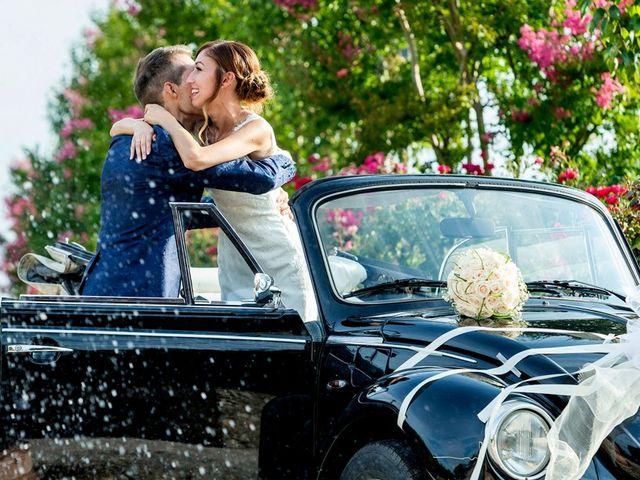 Il matrimonio di Simone e Katia a Carpenedolo, Brescia 57