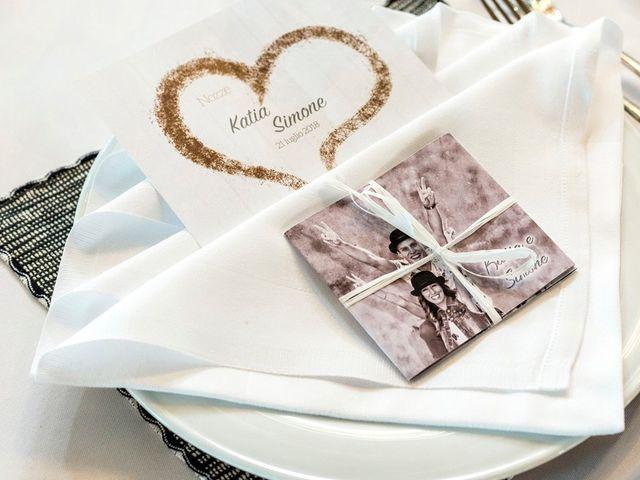 Il matrimonio di Simone e Katia a Carpenedolo, Brescia 75