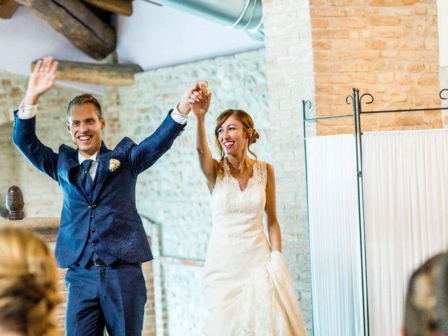 Il matrimonio di Simone e Katia a Carpenedolo, Brescia 76