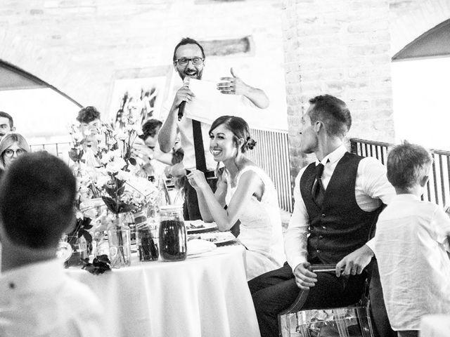 Il matrimonio di Simone e Katia a Carpenedolo, Brescia 78