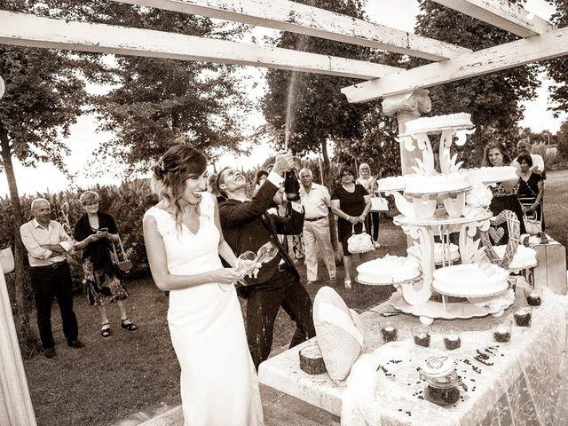 Il matrimonio di Simone e Katia a Carpenedolo, Brescia 83