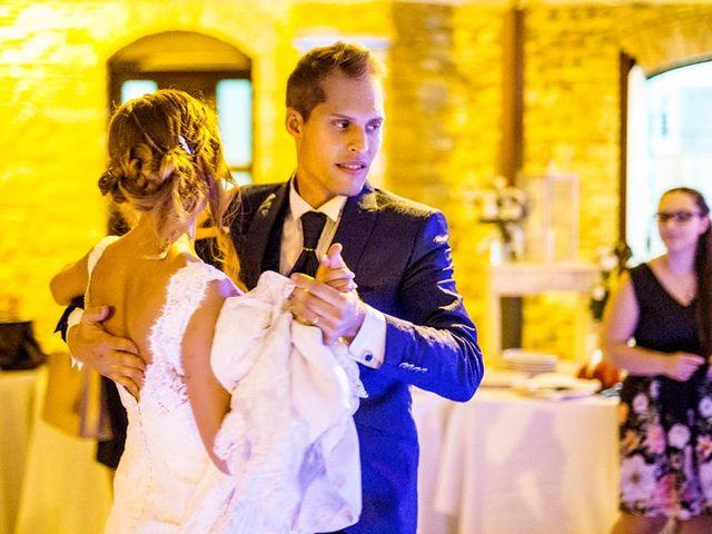 Il matrimonio di Simone e Katia a Carpenedolo, Brescia 87
