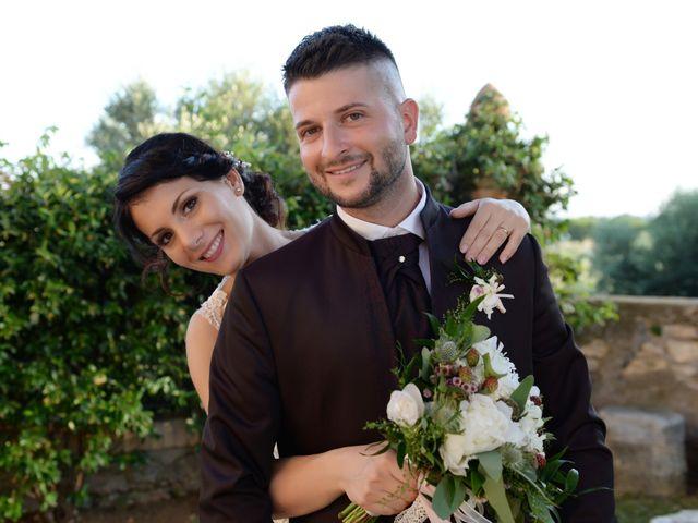 Le nozze di Erica e Cristian