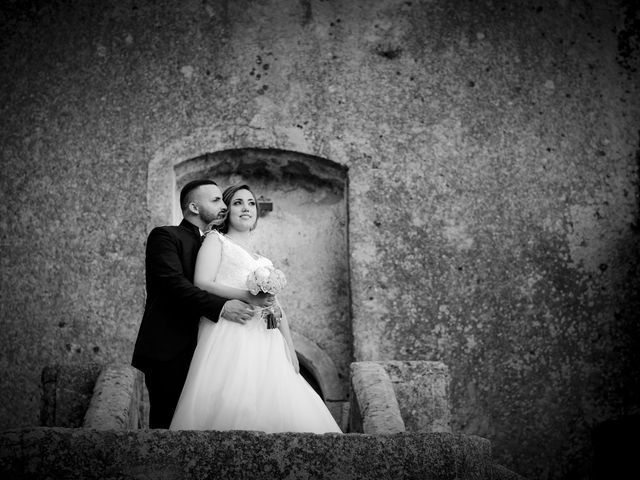 Le nozze di Maria Stella e Salvatore