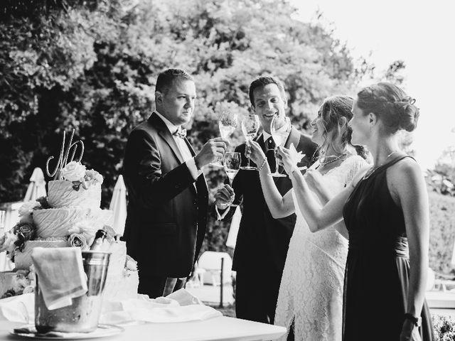Il matrimonio di Mattia e Beatrice  a Mogliano Veneto, Treviso 21