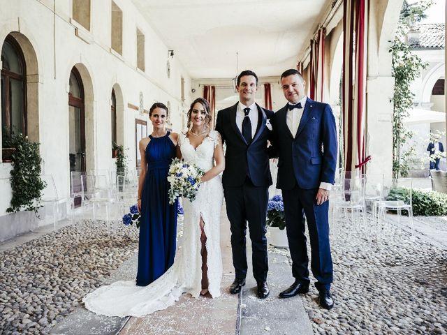 Il matrimonio di Mattia e Beatrice  a Mogliano Veneto, Treviso 40