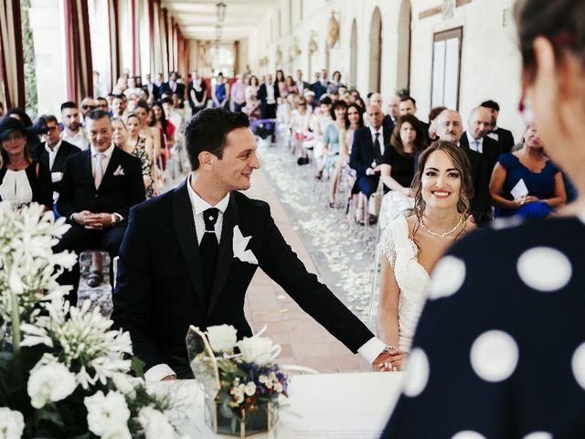 Il matrimonio di Mattia e Beatrice  a Mogliano Veneto, Treviso 79