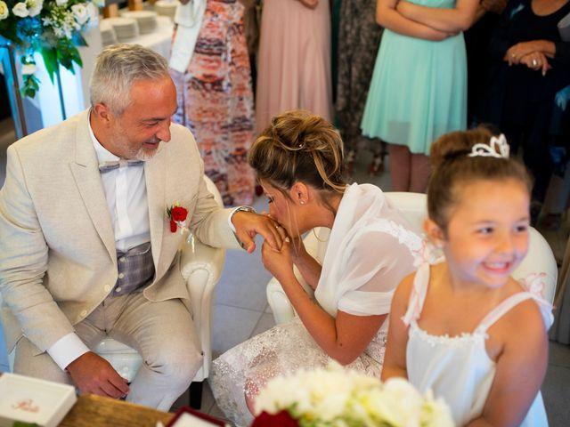Il matrimonio di Stefano e Alessandra a Comacchio, Ferrara 13