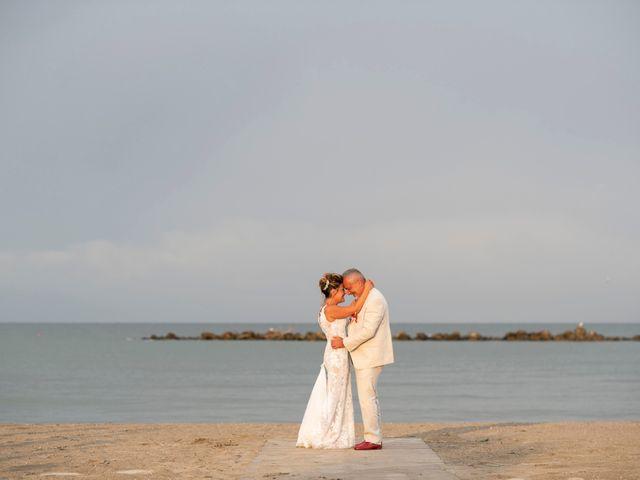 Il matrimonio di Stefano e Alessandra a Comacchio, Ferrara 17