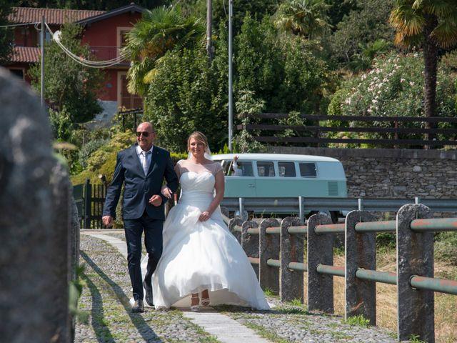 Il matrimonio di Stefano e Astrid a Verbania, Verbania 8