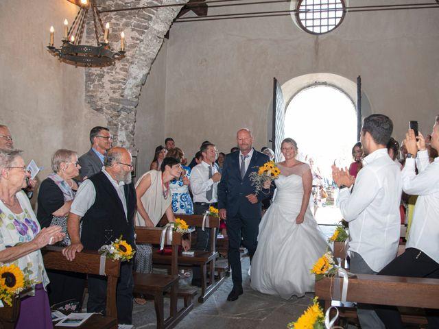 Il matrimonio di Stefano e Astrid a Verbania, Verbania 12