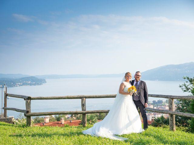 Le nozze di Astrid e Stefano