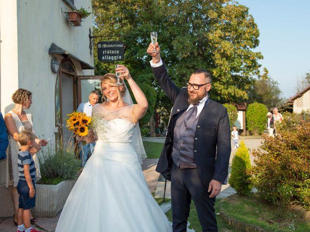 Il matrimonio di Stefano e Astrid a Verbania, Verbania 24