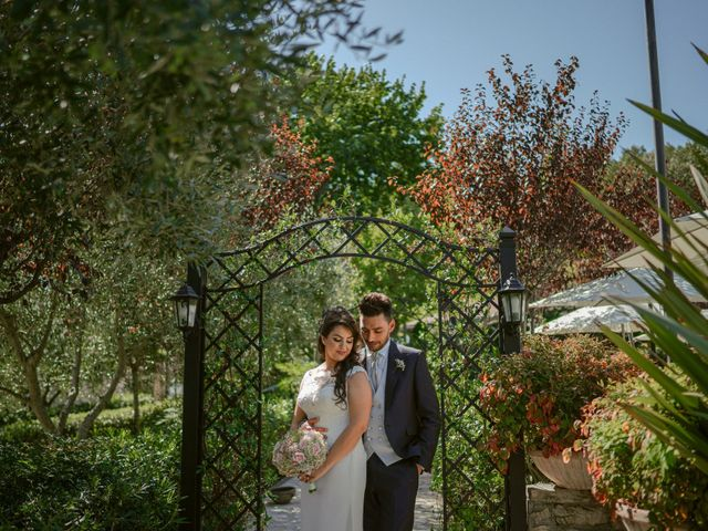 Il matrimonio di Flavia e Raffaele a Caserta, Caserta 32