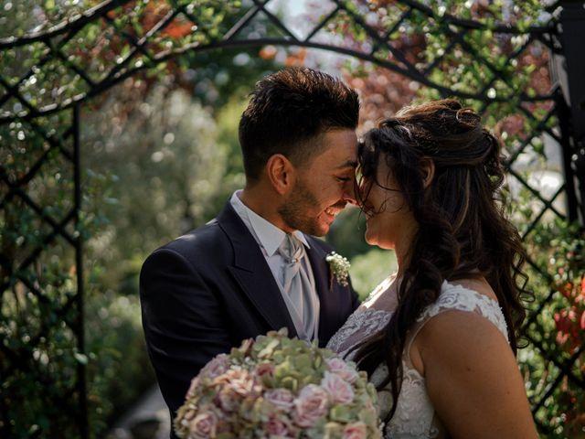 Il matrimonio di Flavia e Raffaele a Caserta, Caserta 35