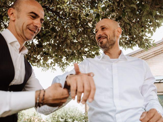 Il matrimonio di Silvia e Luca a Fermo, Fermo 40