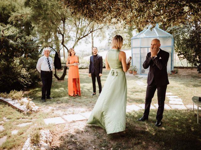 Il matrimonio di Silvia e Luca a Fermo, Fermo 43