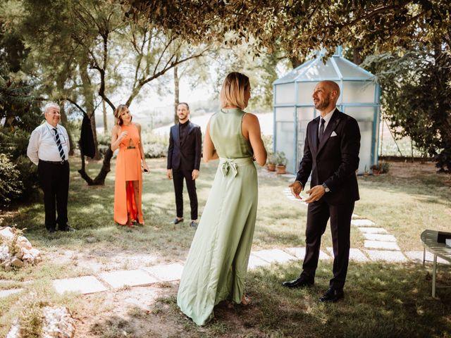 Il matrimonio di Silvia e Luca a Fermo, Fermo 44